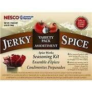 Nesco Jerky Seasoning