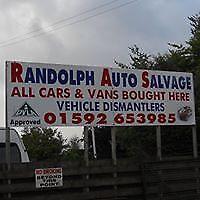 Randolph Auto Salavge