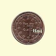 1 Cent Portugal