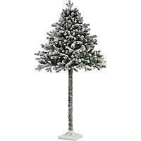 Snowy 5 Foot White Half Christmas Tree Brand New Unopened Boxed