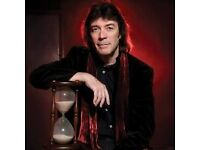 Steve Hackett Concert Friday 5th May Bridgewater Hall 1 ticket £30.00 + postage Stalls J1