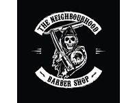 barber required 3 or 4 aweek