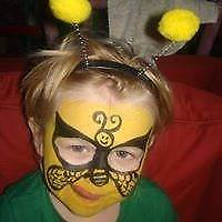 Mia's Magical Masks Face Painting