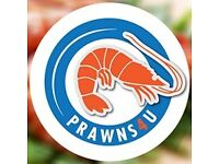 PRAWNS 4U LEICESTER CLOSING DOWN SALE!!!!