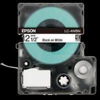 EPSON LC-4WBN, LC-4YBW Compatible Label Tape 8m