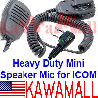 MINI-Heavy-Duty-SPEAKER-MIC-FOR-ICOM-RADIO-ICSPK-F