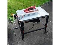 Dewalt table saw sawking
