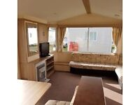 Deluxe caravan hire...Easter Holidays Available