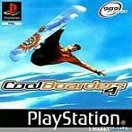 [Playstation 1] Cool Boarders 4