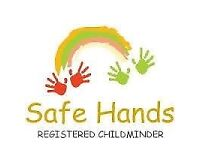 Ofsted Registered Childminder has vacancy for child under 5 years old