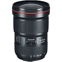 Canon EF 16-35mm f/2.8L USM II Second version