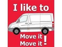 I Like To Move It!