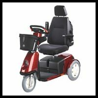 TROPHY 3 WHEEL MOBILITY SCOOTER