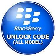 Blackberry Torch 9800 Unlock Code