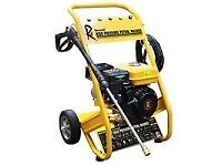 NEW - ROCWOOD 7HP PRESSURE WASHER 2500PSI, BALLYNAHINCH, DRUMANESS