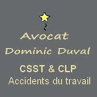 Avocat – Accident du travail & CSST
