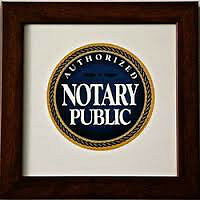 NOTARY / Commissioner of Oaths - Text / Cell: (306) 262-7875