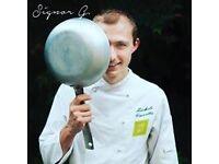 Looking for a chef De Partie, luxury italian