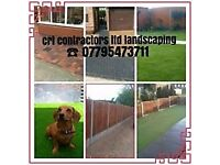 landscaping,patios,brickweave drives,artificial grass and fencing