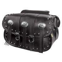 studded Saddle Bags