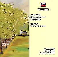 Kammermusik von Dohnanyi und Kodaly