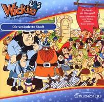 Wickie und die Starken Männer - Die Veränderte Stadt - CD NEU