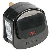 13Amp 3 Pin Plug