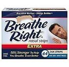 Breathe Right Strips Extra