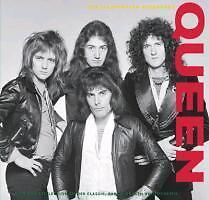 QUEEN - The Illustrated Biography - Buch Book - Neu OVP