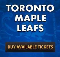 Pittsburgh Penguins at Toronto Maple Leafs Tickets