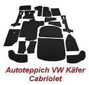 VW Käfer Teppich