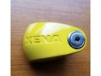 Xena Disc Lock for Scooter Motorcycle Motorbike lock