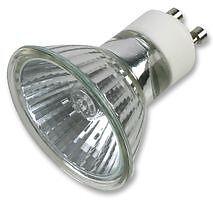 10 x PRO ELEC GU10 50W 230V Halogen Lamps GU10H50WCL