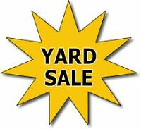 YARD SALE - RIVERVIEW - AUGUST 1st   *8am-2pm*