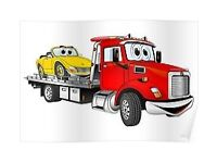 Vehicle Car Recovery Delivery Breakdown & transportation Doncaster nationwide 24/7