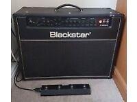 Blackstar HT 60 MKii 2x12 Guitar amp (1 month old)