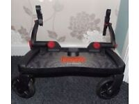 Lascal Maxi buggy toddler board with straps ready to use