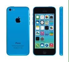 iPhone 5C Blue 16 Gigabites - Locked With Bell