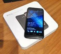 BLACK HTC DESIRE 601 WITH CHARGER AND ORIGINAL BOX - VIRGIN/BELL