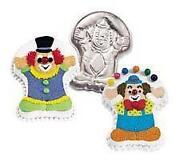 Wilton Clown Cake Pan