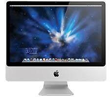 iMac 2002 24 inch 4GB Intel Core 2 Duo PC Gungahlin Gungahlin Area Preview