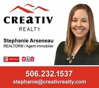 Moncton, Dieppe, etc. Real Estate Services! REALTOR® - Bilingual
