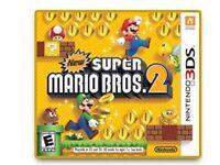 (NEW) Super Mario Bros. 2 (3DS)