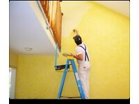 PAINTING DECORATING ROOMS,FLATS,HOUSES -free estimates over the phone