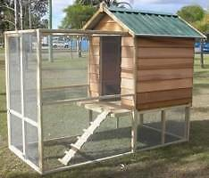 Brand New In Box - Chic Chalet - Chicken House/Chicken Coop Somerton Hume Area Preview
