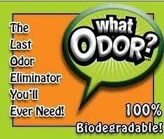 ## Eliminate bad odors,mold, mildew and bacteria ##