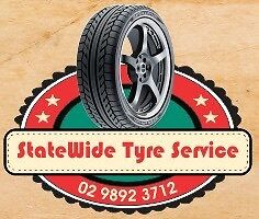 Statewide Tyres & Wheels. Used TYRES. NEW TYRES. Wheels. Ph: ****3712 Guildford Parramatta Area Preview