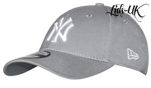 NEW ERA NY YANKEES 39thirty CAP HAT WHITE, BLACK, RED +