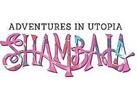 Shambala Tier 5 Express Coach and Festival Ticket Birmingham