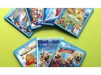 WANTED Disney Blu-Rays